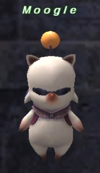 Moogle in Black