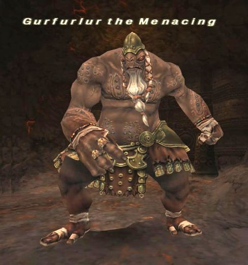 Gurfurlur the Menacing:ハルブーン